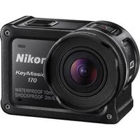 Nikon KeyMission 170 4K Action Camera (Intl Model)