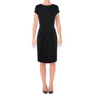 Aqua Womens Wear to Work Dress Business Wear Office