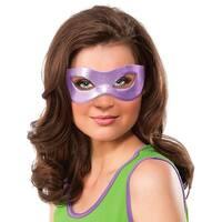 Teenage Mutant Ninja Turtles Donatello Costume Eye Mask Adult One Size - Purple