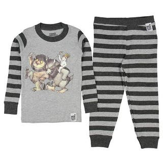 Intimo Toddler Boys' Where The Wild Things Are Pajamas|https://ak1.ostkcdn.com/images/products/is/images/direct/7a1be53724484be05cdd3b7f2ec86eeb3182b70e/Intimo-Toddler-Boys%27-Where-The-Wild-Things-Are-Pajamas.jpg?impolicy=medium