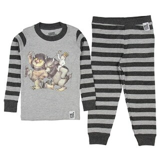Intimo Toddler Boys' Where The Wild Things Are Pajamas