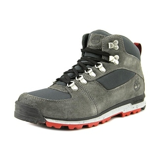 Timberland GT Scramble Mid Men Round Toe Suede Hiking Boot