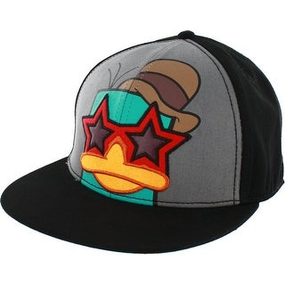 Phineas and Ferb Perry Star Glasses Adjustable Baseball Cap