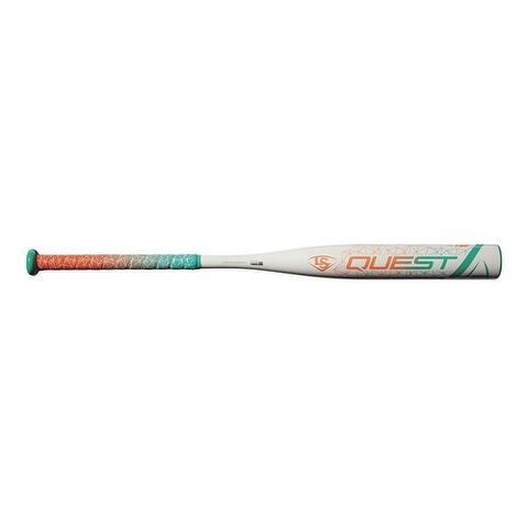 """Louisville Slugger 2018 Quest -12 Fast Pitch Bat (31""""/19 oz.)"""