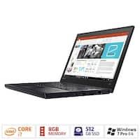 Lenovo 20K6000RUS ThinkPad X270 Notebook w/ Windows 7 Pro (64-bit) & 8 GB DDR4 SDRAM