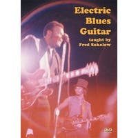 Fred Sokolow - Electric Bluess Guitar [DVD]