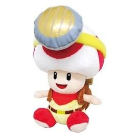 Nintendo 7-inch Super Mario Captain Toad Plush Toy