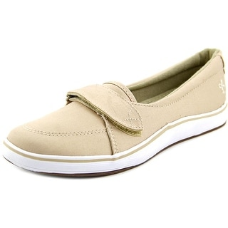 Grasshoppers Shelborne Women N/S Round Toe Canvas Loafer