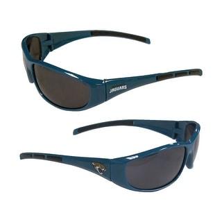 Jacksonville Jaguars NFL Wrap 3 Dot Sunglasses