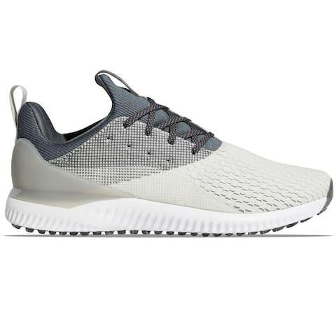 New Adidas Adicross Bounce 2 Golf Shoes Orbit Grey/Silver Met./Grey Six EE9159 (MED)