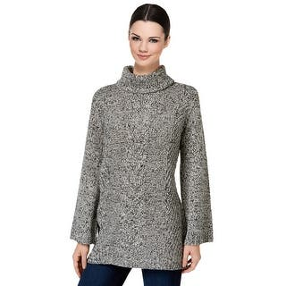 Charter Club Bell Sleeve Tunic Sweater - m|https://ak1.ostkcdn.com/images/products/is/images/direct/7a234cd9707779b4f05929876c80296fe39fd06a/Charter-Club-Bell-Sleeve-Tunic-Sweater.jpg?impolicy=medium