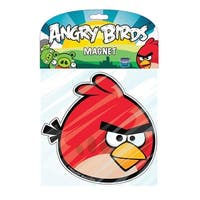 "Angry Birds 5"" Flat Character Magnet: Red Bird - Multi"
