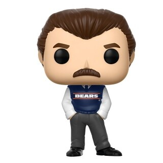 Chicago Bears NFL POP Vinyl Figure: Coach Mike Ditka - multi