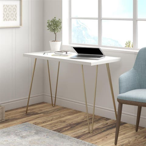 Avenue Greene Isaac Retro Computer Desk