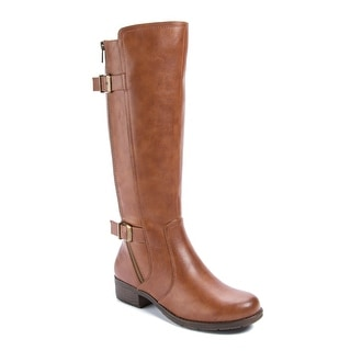 Wear.Ever. Miran Women's Boots Cognac