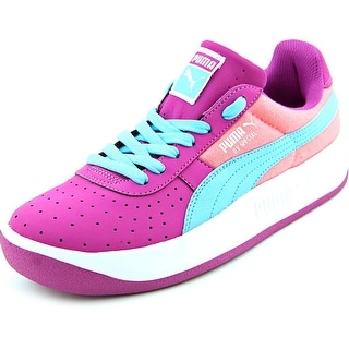 Puma GV Special CVS Jr Round Toe Canvas Sneakers