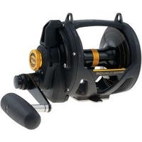 """PENN SQL50VSW Squall  Lever Drag 2 Speed Reel Squall Lever Drag 2 Speed Reel"""