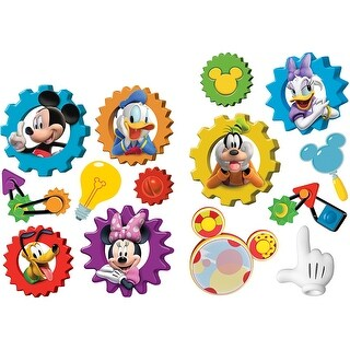 Mickey Mouse Clubhouse 2 Sided Deco