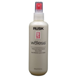 Rusk W8less Shaping and Control Hairspray 8.5 fl Oz