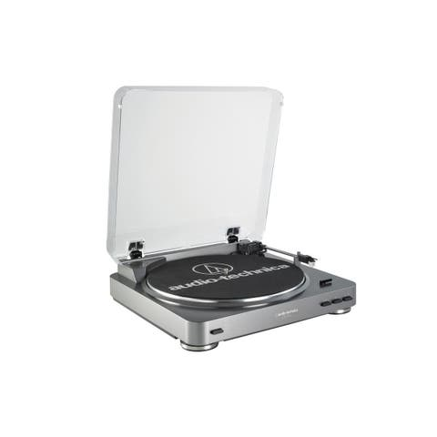 Audio-Technica Fully Automatic Belt Driven Turntable with USB Port