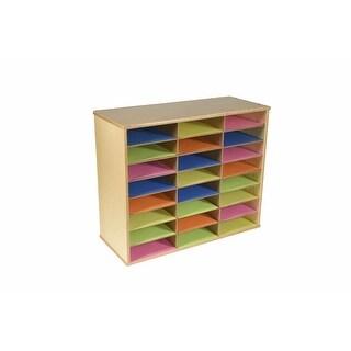 Classroom Select Storage Organizer - 29 x 11.87 x 24 in.,
