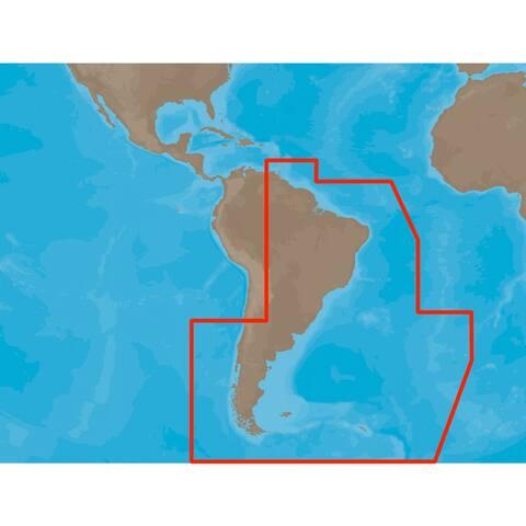 C-MAP MAX SA-M501 - Gulf of Paria - Cape Horn - SD Card SA-M501SDCARD Gulf of Paria - Cape Horn - SD Card