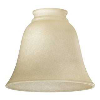 "Quorum International 2840 2.25"" Amber Scavo Glass Shade"
