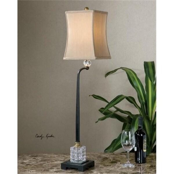 uttermost buffet lamps uttermost 291901 rondure bronze buffet lamp free shipping today
