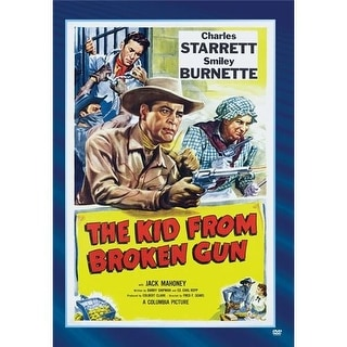 Kid From Broken Gun, The DVD Movie