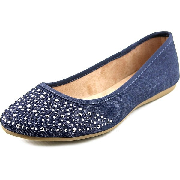 Style & Co Angelynn   Round Toe Canvas  Flats