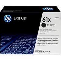 HP 61X High Yield Black Original LaserJet Toner Cartridge (C8061X) (Single Pack)