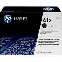 HP 61X High Yield Black Original LaserJet Toner Cartridge (C8061X) (Single Pack)