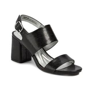 Andrew Geller Saleem Women's Sandals & Flip Flops Black