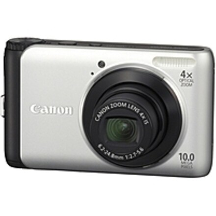 Canon PowerShot 4254B001 A3000 IS 10 Megapixels Digital Camera - (Refurbished)