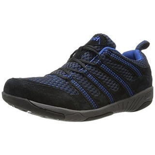 Propet Mens Jackson Walking Shoes Mesh Lightweight
