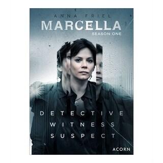 Marcella: Season 1 - British Crime Drama - DVD