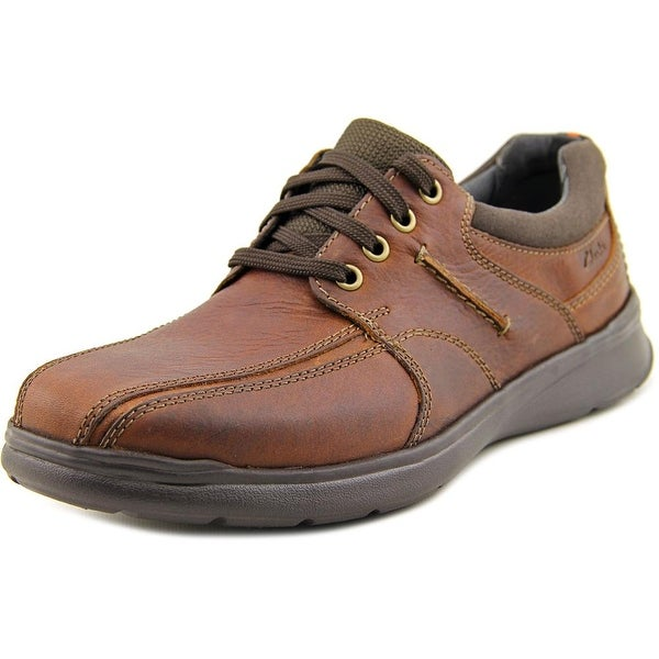 Clarks Cotrell Walk Round Toe Leather Oxford