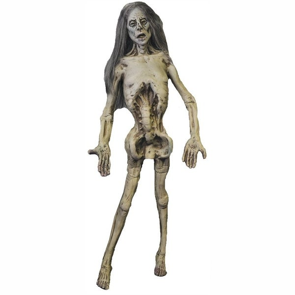 Corpse Female Latex Halloween Decoration