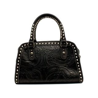 Blazin Roxx Western Handbag Womens Nora Doctor Bag Floral N75702 - 9 x 5 x 12
