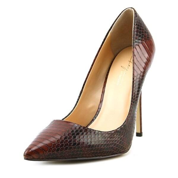 Daya by Zendaya Kyle Pointed Toe Synthetic Heels