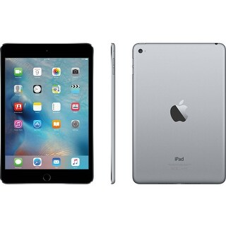 Apple iPad mini 4 Wi-Fi 7.9-Inch Tablet (Refurbished)
