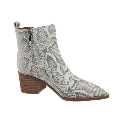 Franco Sarto Darona Leather Short Boot