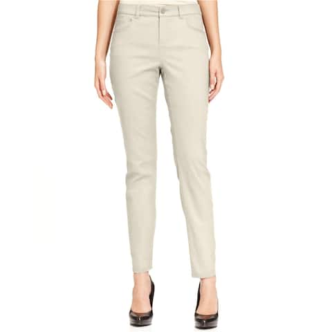 Style&Co. Womens Basic Curvy Fit Jeans - 18