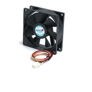 Startech 80X25mm Ball Bearing Quiet Pc Case Fan With Tx3 Connector Fan8x25tx3l
