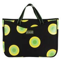 Hadaki by Kalencom Women's Neoprene 11.1 Netbook Sleeve/Tote O'Bubbles Yellow - us women's one size (size none)