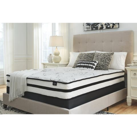 Signature Design by Ashley Chime 10-inch Hybrid Mattress