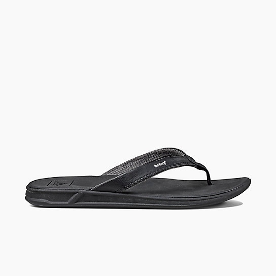 398a0d319365 Shop Reef Rover Catch Flip Flop Women - Black - Free Shipping On Orders  Over  45 - Overstock.com - 15024058
