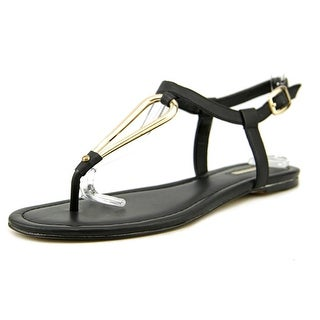 BCBGeneration Funky Women Open Toe Synthetic Thong Sandal