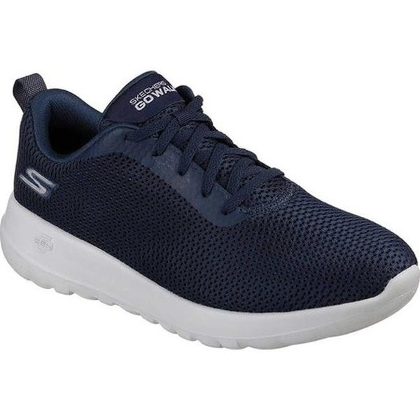 4541f0793 Shop Skechers Men's GOwalk Max Walking Shoe Navy/Gray - On Sale ...
