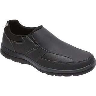 Rockport Men's Get Your Kicks Slip On Black